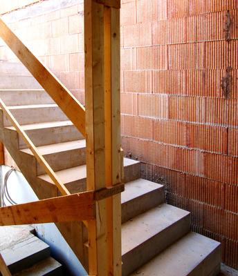 Relativ Treppe einbauen: Typen & Vorschriften ML69