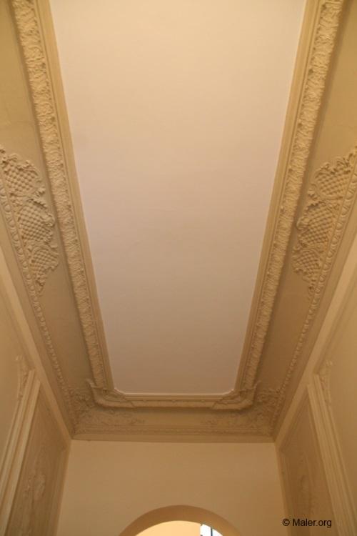 Favorit Stuck Decke: Altbauflair in Ihren Wohnräumen NO58