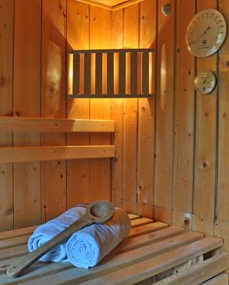 Das Gartenhaus Mit Integrierter Sauna