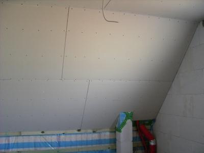 Gut bekannt Rigipsplatten verputzen und neue Räume erschaffen! DR64