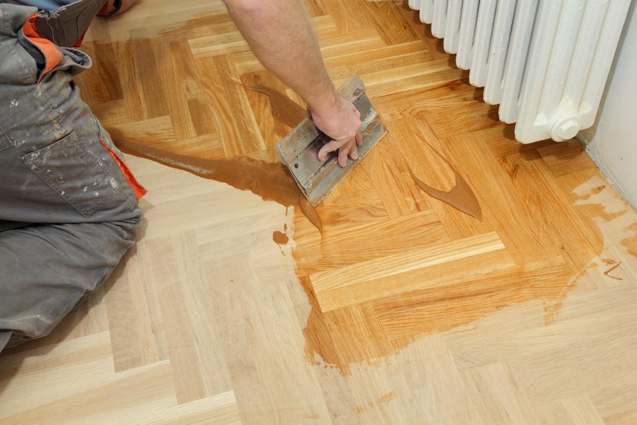 Extrem Holzboden versiegeln ▷ Lack, Öl und Wachs im Vergleich BI09
