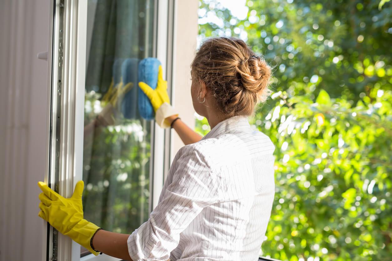 Fenster Putzen Ohne Schlieren Und Streifenfrei