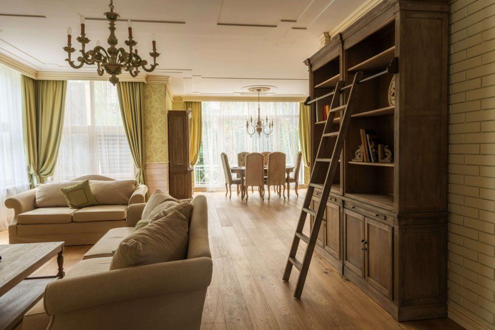Wandgestaltung im Landhausstil ▷ Farben & Tapeten im Überblick