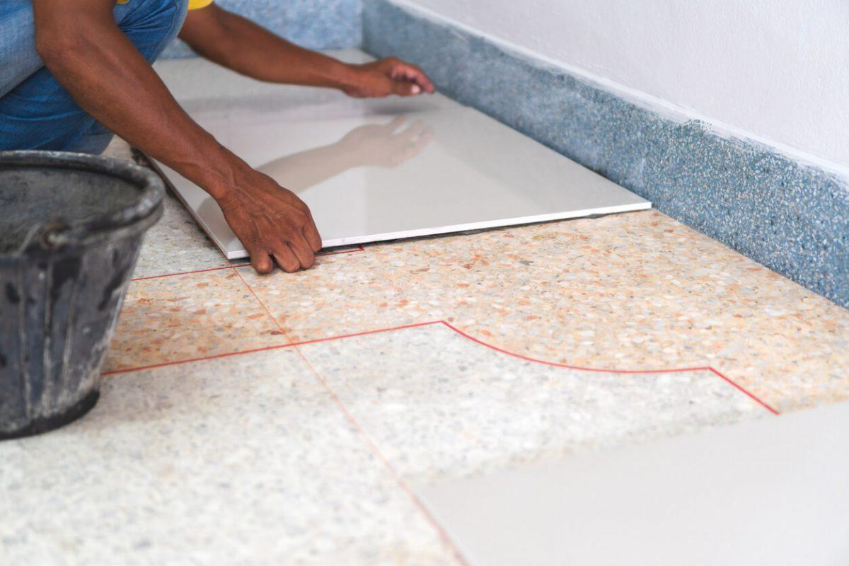 Steinteppich entfernen – kein leichtes Unterfangen