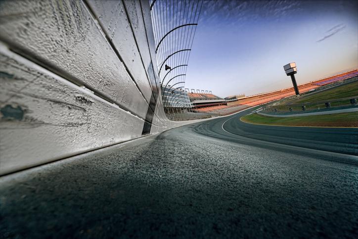 Autoversicherung-Autorennen